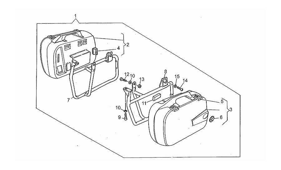 Suitcase kit