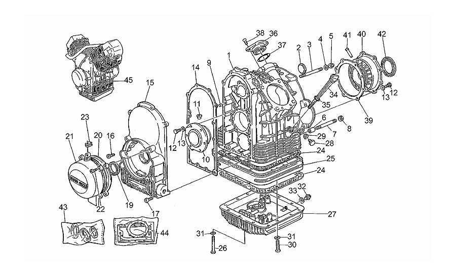 Cárter motor