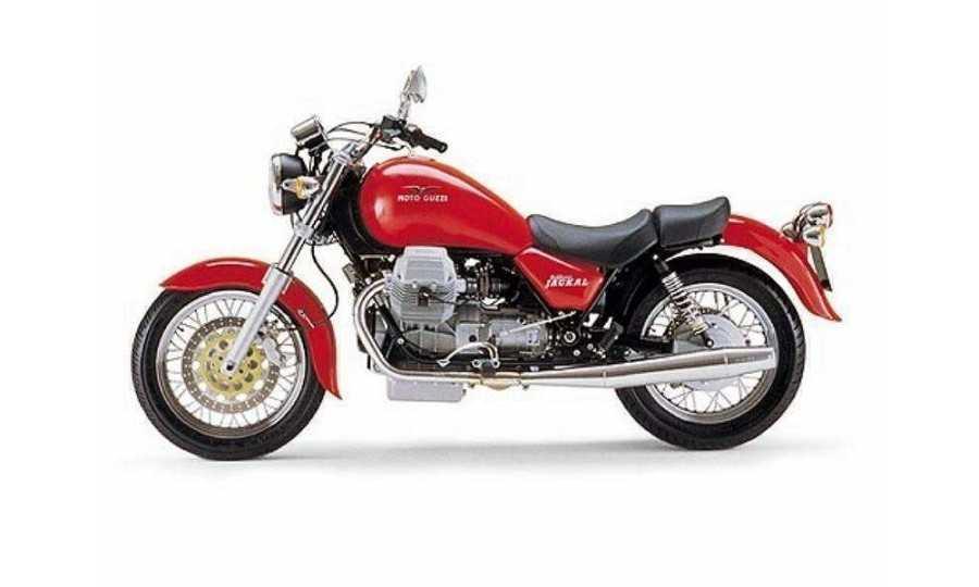 California 1100 Jackal 1999-2001