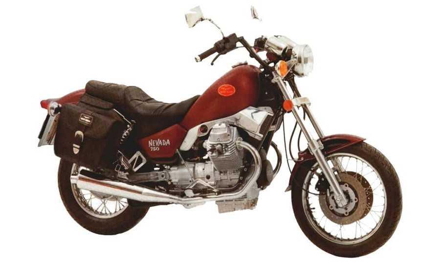 Nevada 750 1991-1993