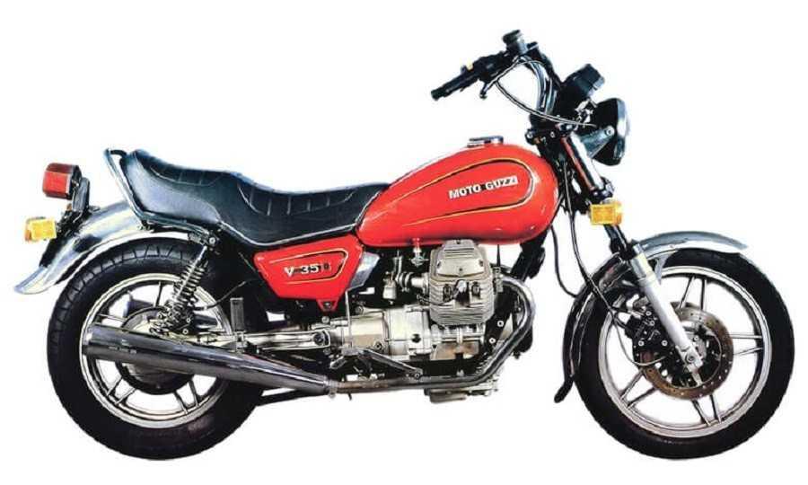 V 35 Custom - V 50 Custom 1982-1986