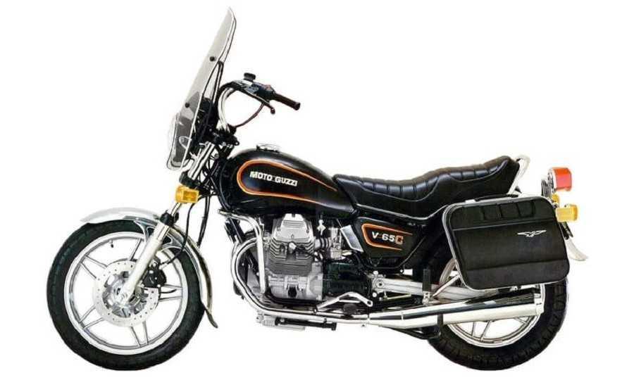 V 65 Custom 650 1982-1985