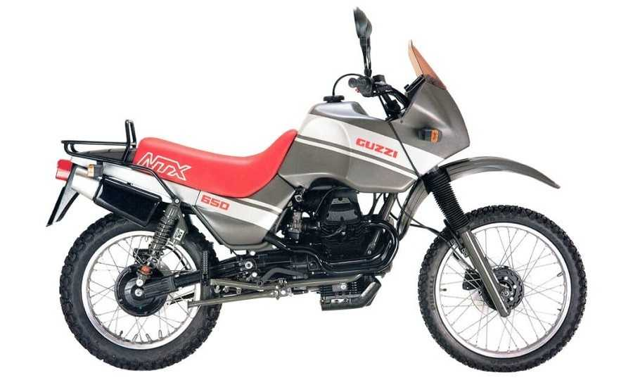NTX  650 1987-1990