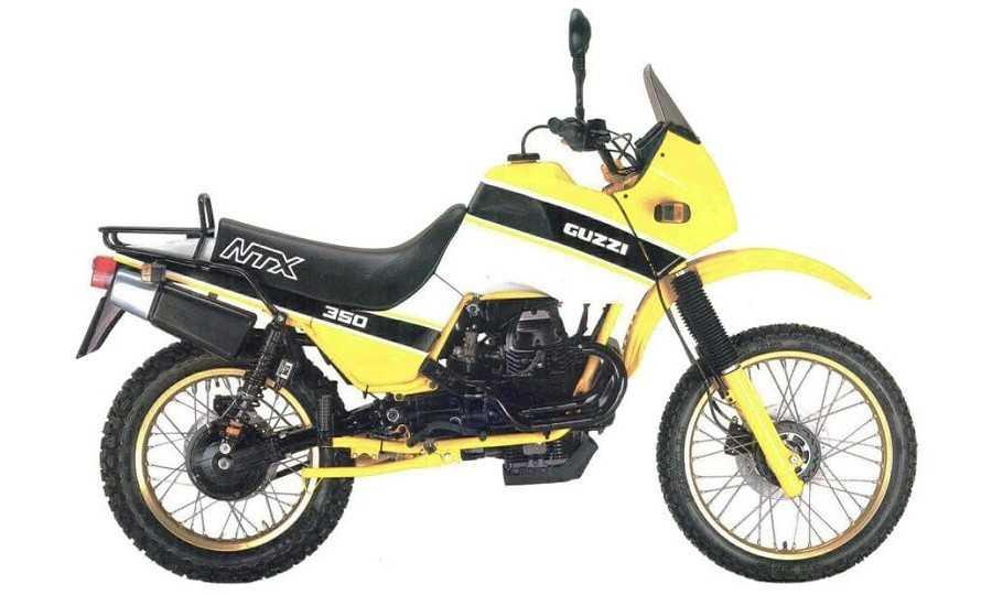 NTX 350 1987-1990