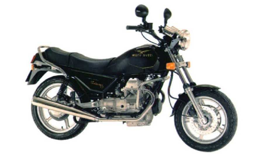 V 65 GT  650 1987-1989