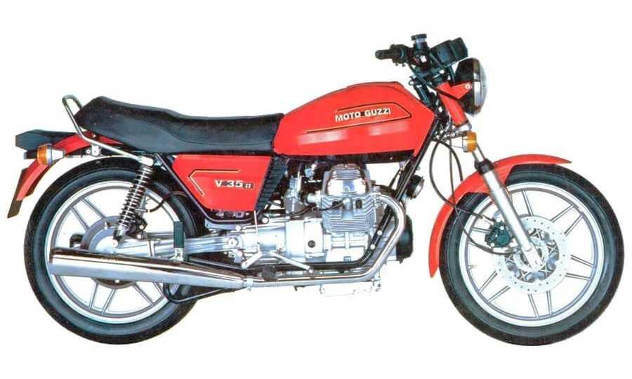 V 35 II  350 1981-1985