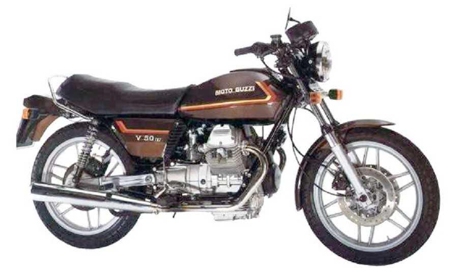V 50 III  500 1980-1984