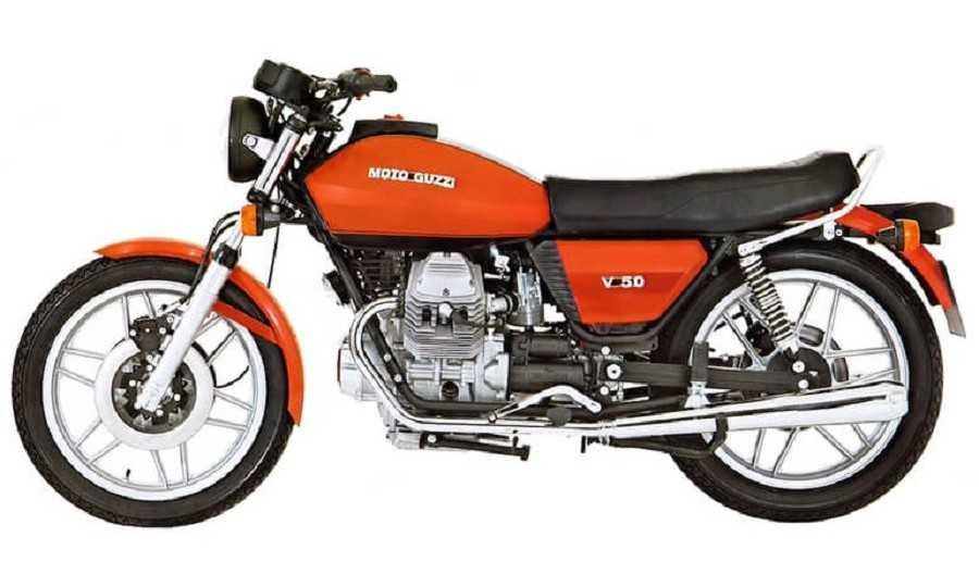 V 35 - V 50 Enc. Electr. 350-500 1977-1980