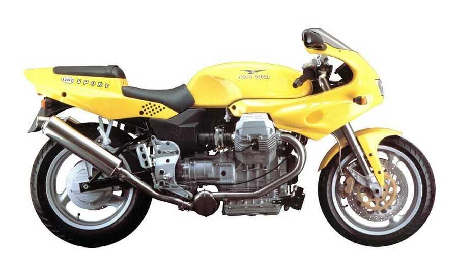 1100 Sport InJ. 1996-1999