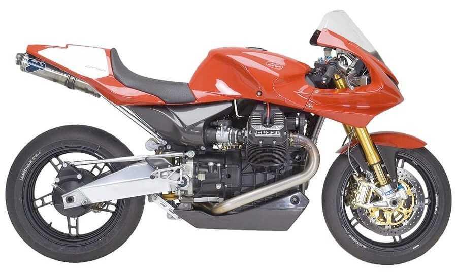MGS-01 Corsa 1200 2004-2007