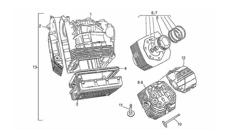 Cárter motor 1991-d