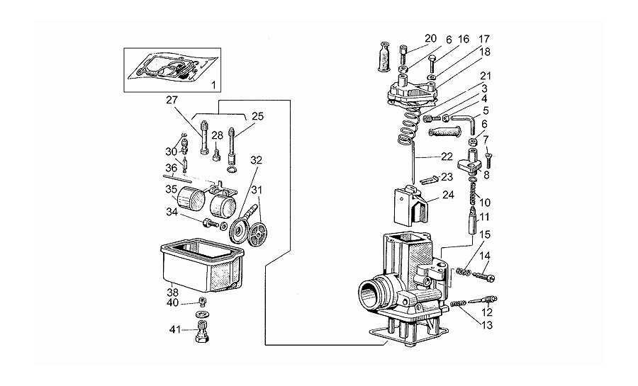 Carburadores v35c