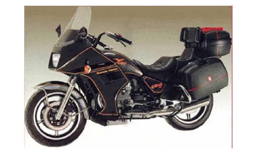 California III 1000 Inj. 1990-1993