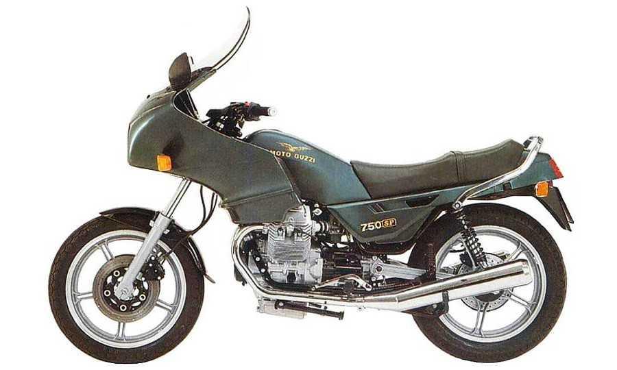 SP 750 1990-1992