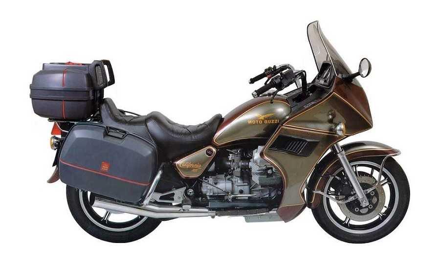 California III 1000 Carb. Carenado 1988-1990