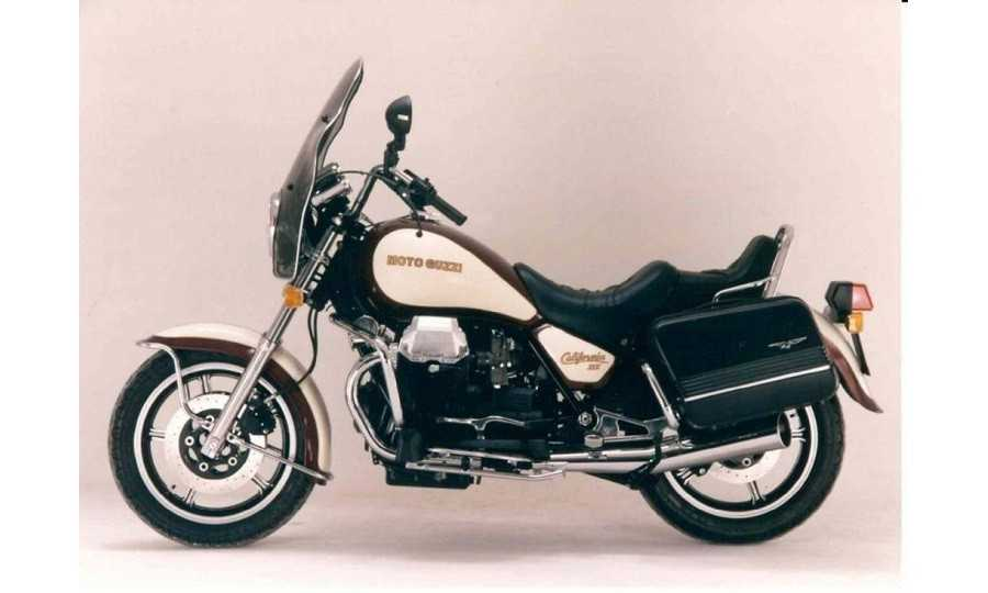 California III 1000 Carb. 1987-1993