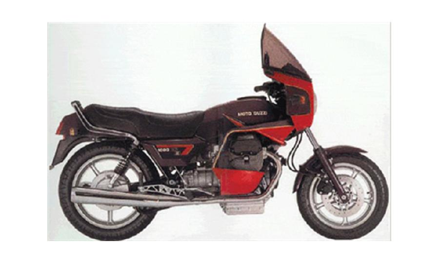 SP II 1000 1983-1988