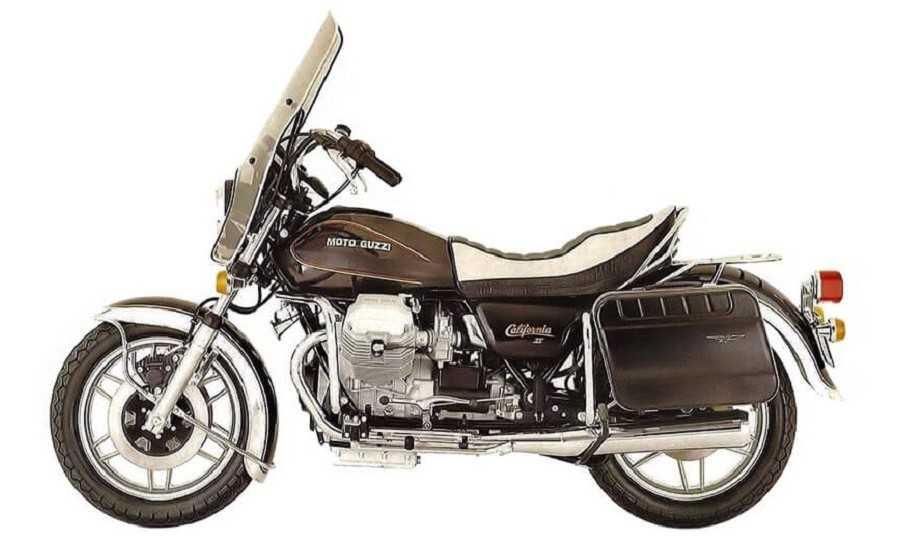 California II 1000 1983-1986