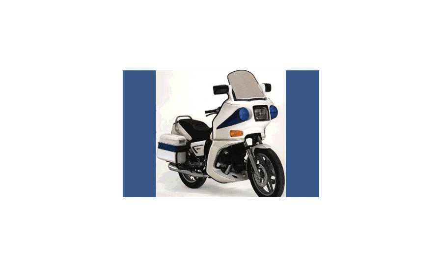 V 65 Policia 650 1988-1995